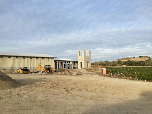 Koenig Winery New Tasting Room